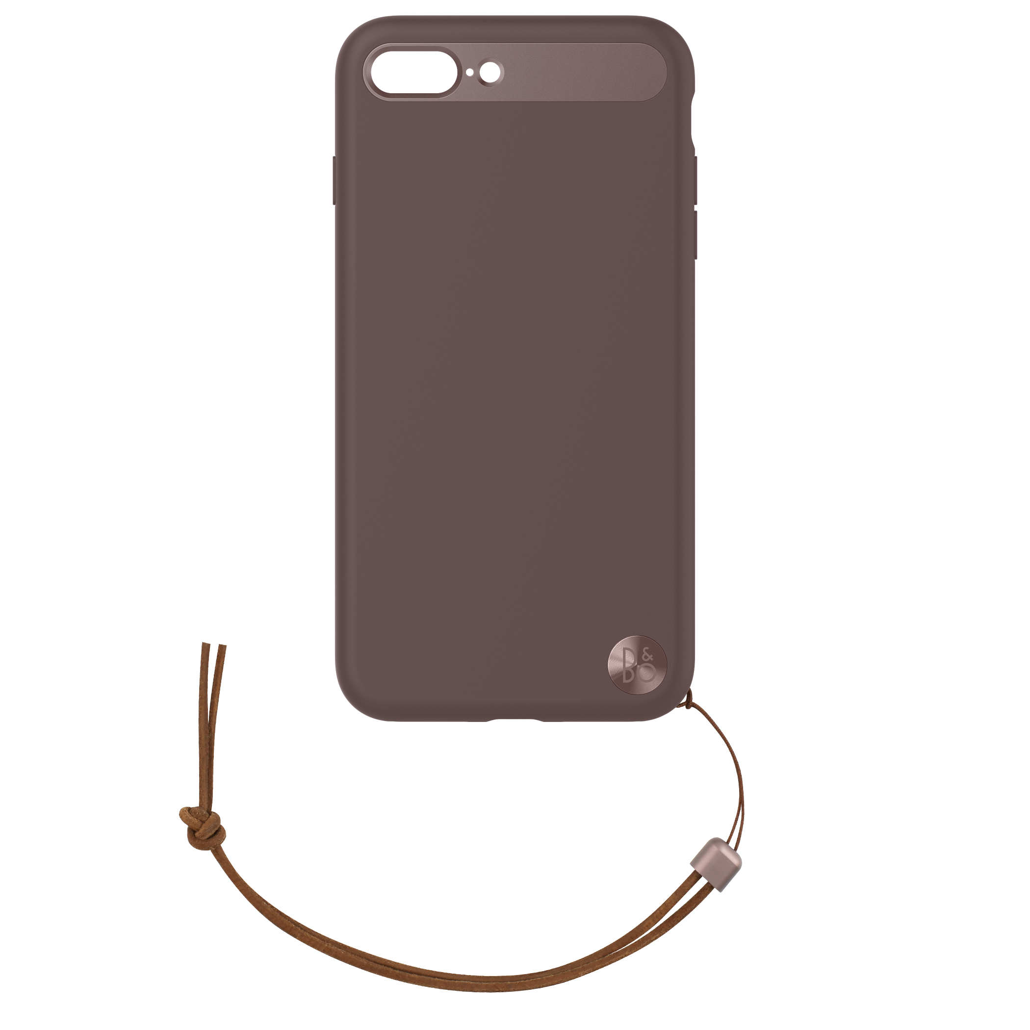 detailed look 28d1d 43812 B&O PLAY Case with Lanyard for iPhone 7 Plus - Deep Red