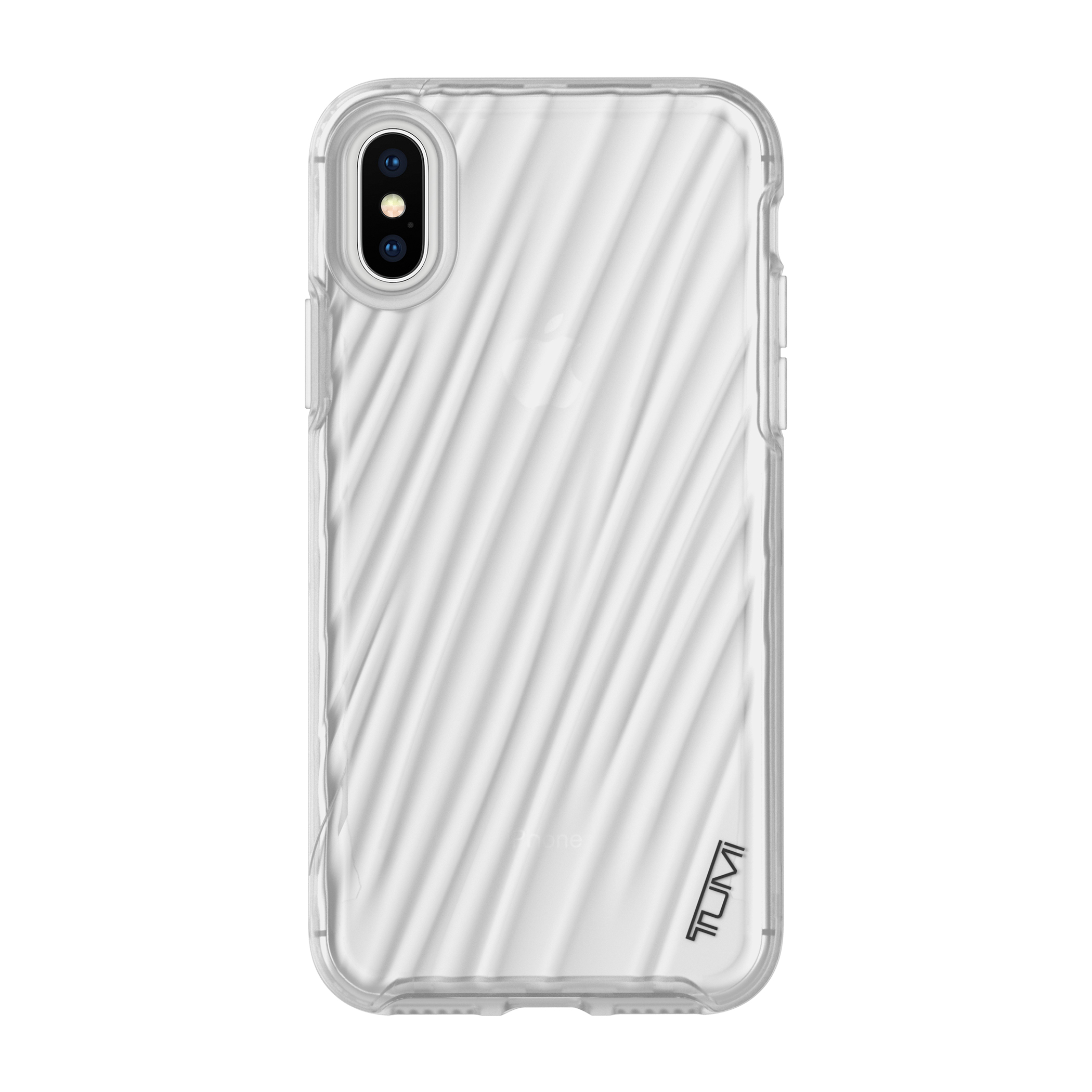 new york 2fb14 1afb3 TUMI 19 Degree Case for iPhone X - Clear